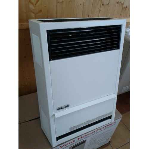 Fournaise williams 14 000 btu direct vent for Chauffe piscine au propane