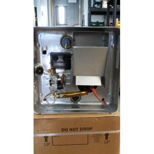 Chauffe eau au gaz propane suburban 16 gallon sw16v for Chauffe eau piscine propane