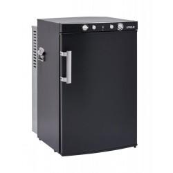Réfrigérateur Unique 3' cu. au gaz propane, 12 V et 110 V