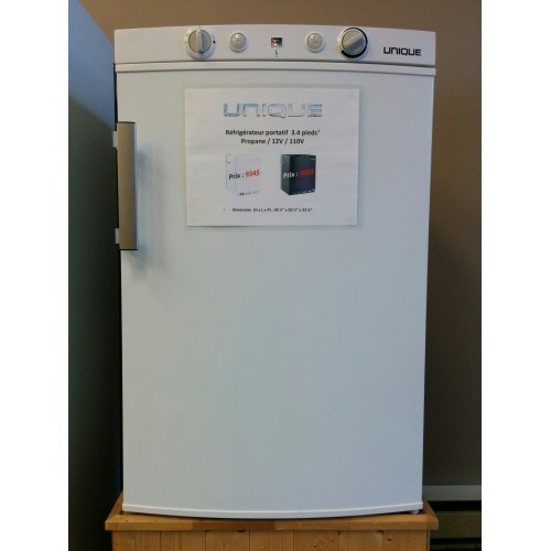 Refrigerateur ugp3 for Chauffe piscine au propane