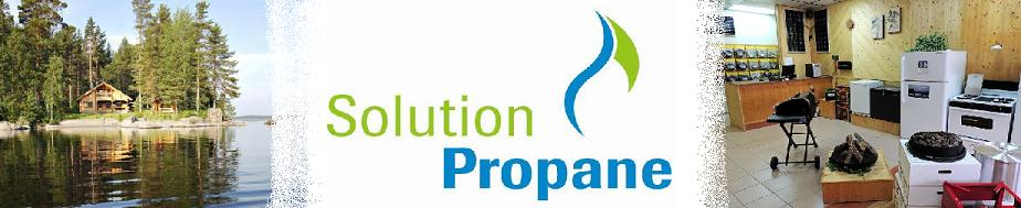Magasin en ligne de Solution Propane